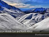 Ski Resort Middle East and North Africa