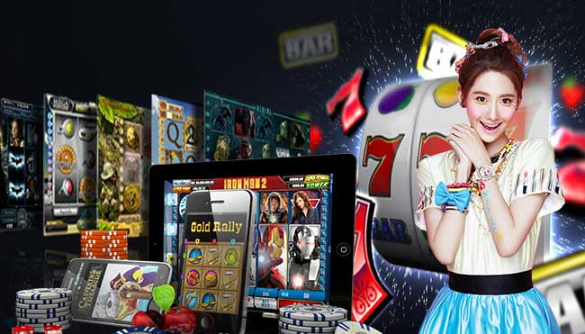 Win Cash From Onlline Slot Gambling