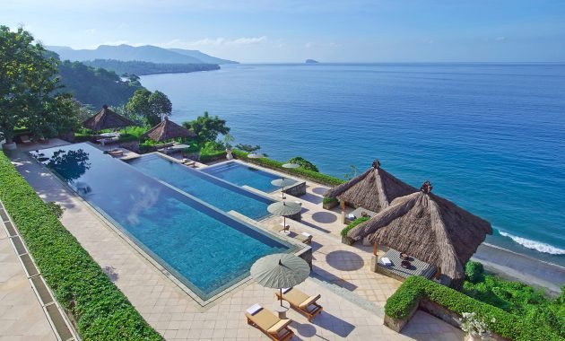 Recommended Resort with Private Beach in Bali