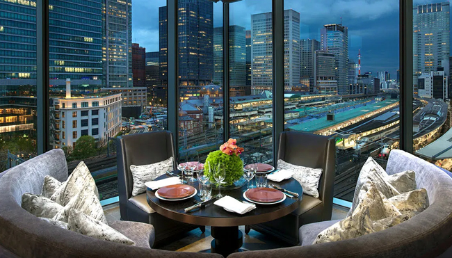 List of 5 Star Hotels in Japan
